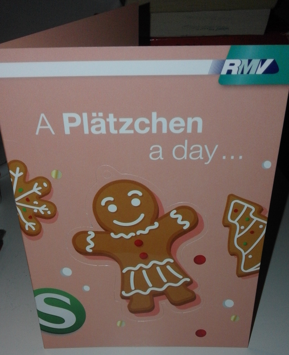 A Plätzchen a day ...